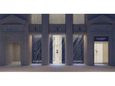 銀座ダイヤモンドシライシから待望のハイエンドジュエリーショップが誕生 /「アルティメイト ダイヤモンドシライシ」2020年7月31日、銀座中央通りにオープン