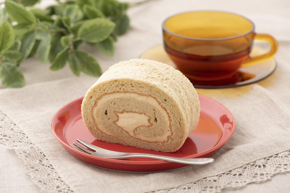 福井県産そば粉を使ったグルテンスイーツの販売サイト「そばのおと」から乳製品不使用のカゼインフリーのロ... 画像