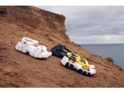 オニツカタイガー 2021年春夏コレクションより、新作サンダルDENTIGRE STRAP、OHBORI STRAP、OHBORI SLIDERを発売