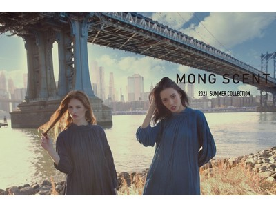 「MONG SCENT(モンセント)」より 2021 Summer Collection新発売