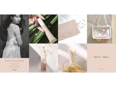 小嶋陽菜プロデュースの「Her lip to」が銀座三越にて初となるビューティコレクションに特化したポップアップショップを開催