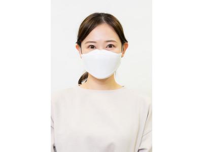 メイクが崩れにくい小顔マスク「プレミアム立体3Dマスク(KF94)」 発売!高性能ながら息をしやすい口元ゆったり3D設計