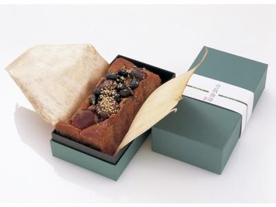 竹×和素材 大人のパウンドケーキ「竹取物語」。祇園店にカフェメニューも新登場−京洋菓子司ジュヴァンセルから