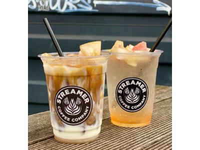 STAY HOMEの楽しみに!?夏が旬の完熟桃を産地直売!&フードロスゼロを目指す果物産直EC Bonchiが都内人気カフェやレストランとコラボイベントを開催。