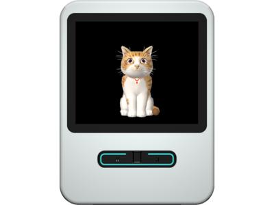 """まるで猫を飼っているかのような「バーチャルライフ」を提供!ユピテル、""""育てる""""猫型バーチャルペット「Juno(ユノ)」4月9日(金)オンラインショップにて発売"""