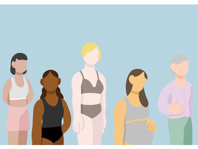 あらゆるライフステージで女性のカラダを支えるユニクロのインナーウエアよりフェムケアニーズに応える 次世代型「吸水サニタリーショーツ」9月17日(金)発売