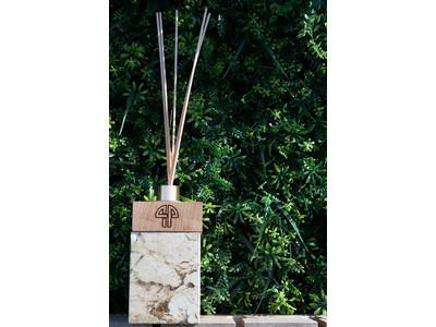 《新商品》大自然のエネルギー溢れる屋久杉精油とラグジュアリーな香りでお部屋の空気をアップデート!日本生まれのルームフレグランスディフューザー「TIES BOX」を発売!