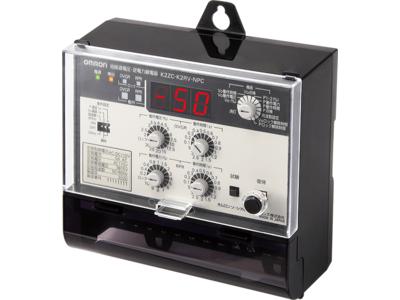 自家消費型の太陽光発電システム向け一体型保護継電器「K2ZC-K2RV-NPC」を発売