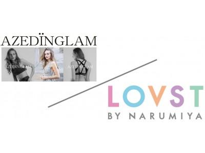 2018年9月29日(土) 「AZEDINGLAM」「LOVST BY NARUMIYA」MARINE & WALK YOKOHAMAに2店舗同時オープン