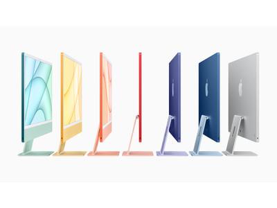 Apple、新しいiMac、iPad Pro、パープルのiPhone 12、Apple TV 4K、AirTagを発表