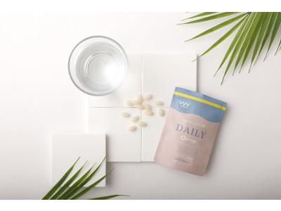 1袋に900mg配合!毎日の生活に取り入れやすいカプセルタイプの高濃度CBDサプリメント『DAILY』を販売開始!