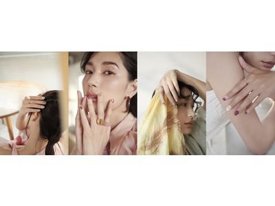 韓国No.1のジェルネイルシール・ブランド「ohora」日本公式ECサイトオープンを記念して、日本限定デザイン 第1弾 My Wishes Collectionが登場!