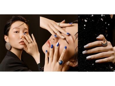 """韓国No.1のジェルネイルシール・ブランド「ohora」 1年に1度だけの大切な記念日に。12パターンの誕生星をイメージした""""My Birth Planet Collection"""" 発売"""