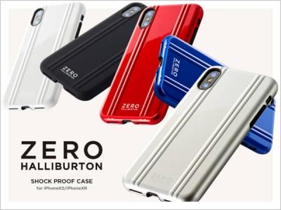 "0ed011b580 【Apple最新端末iPhoneXS・iPhoneXR対応】大人気コラボアイテム""ZERO HALLIBURTON×UNiCASE"" 耐衝撃ハイブリット iPhoneケース予約販売開始!"