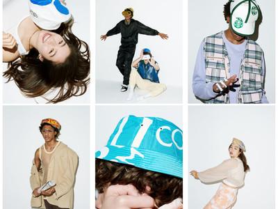 不要になった洋服、小物、ショッパーなどをアップサイクルしてオンリーワンの商品として提供するサステナブルな帽子ブランドHCC(HicktownCraftmanClub)、ECサイトを4月23日オープン