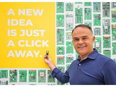 MikroElektronika、1,000種類目のClick boardsとなるEtherCAT Clickを発表
