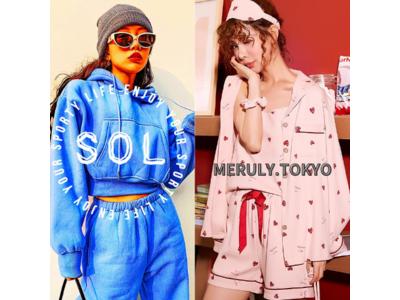 「Brand enriches life」をテーマに「MERULY.TOKYO(メルリー.トウキョウ)」「SOL(ソル)」をリリース-株式会社ARCREED -
