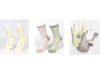 福助の「満足」と「ことりっぷ」が初コラボレーション「満足×ことりっぷ」靴下アイテムを発売