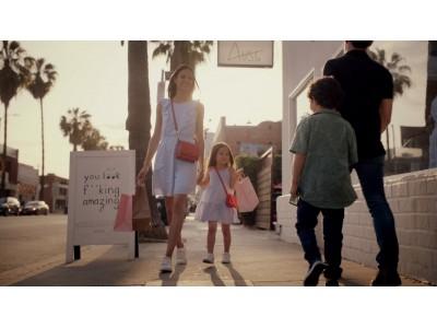 親子で一緒に美しい髪を楽しむヘアケアブランド「ma&&me Latte(マー&ミー ラッテ)」TVCM 「2人のレディー」篇(60秒バージョン)を新年(1月1日・2日)に特別放映決定!