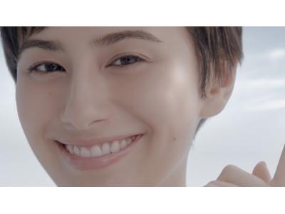 「ホラン千秋」さんが初の化粧品CM登場!基礎化粧品ブランド「肌美精」イメージキャラクターの「ホラン千秋」さん出演TVCMが、9月30日よりスタート!