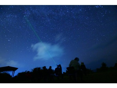 長崎県・新上五島町 祈りの島で満天の星に包まれる秋の夜