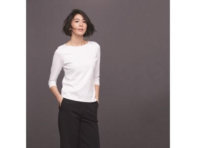 """1枚で""""大人の綺麗""""を叶える、累計売上75万枚のヒット商品『WフロントTシャツ』が名称を変更!新商品名『ドゥクラッセTシャツ』へ、2019年3月リニューアル"""