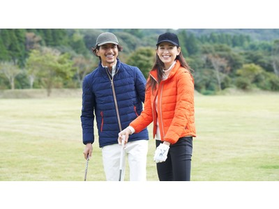 繊維1本1本が発熱する世界初の技術「HOTOPIA(R)」を採用したゴルフ用アイテムが登場 DoCLASSEより「Doヒート・超快温LUXEゴルフジャケット」が発売