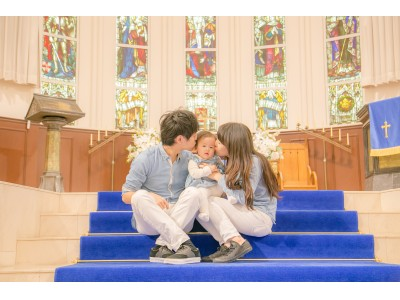 結婚式場で写真撮影が楽しめる『アニフォトイベント』をスタート!~「家族」がはじまった場所で、想い出の1枚を~