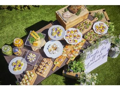 \10万組のキセキ/【結婚式場でアフタヌーンティー】「アニヴェルセル 大宮」がカフェをSTART!広大なガーデンでシェフやパティシエこだわりの逸品が楽しめます♪