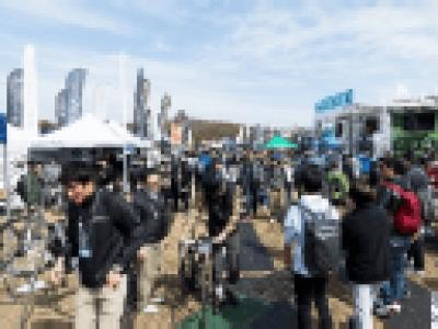 試乗車台数500台以上!自転車関連ブランド150以上!西日本最大のスポーツサイクルフェスティバル CYCLE MODE RIDE OSAKA 2020 開催