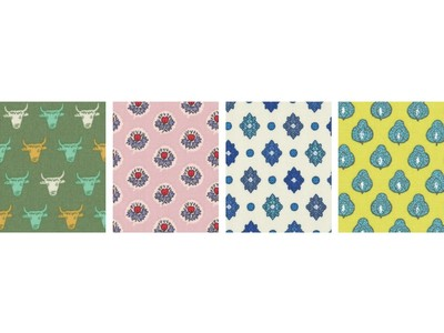 SOULEIADO(ソレイアード)で人気の小紋柄から新色が登場!南仏プロヴァンス・プリントの生地を使った手作りギフトを父の日に