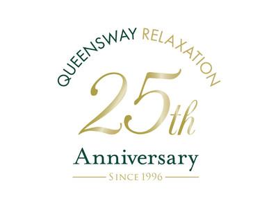 リラクゼーションサロン Queensway 誕生25周年豊かな伝統 追及した技術の体験をお届けしてきたブランド誕生を祝い Queenswayで特別キャンペーンを展開