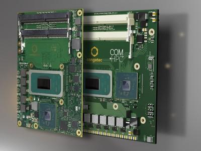 コンガテック、第11世代Intel Core プロセッサ(コードネームTiger Lake-H)を搭載した20種類の新しいコンピュータ・オン・モジュールをリリース~新たな基準として~