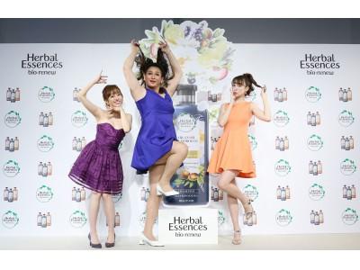 世界的歌姫に扮したガリットチュウ福島さんと、菊地亜美さん、藤井サチさんが魅力的な