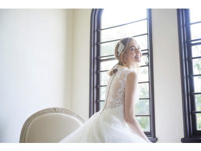 一流ブランドドレスが一堂に揃う「ウェディングドレス専用フロア」新登場!