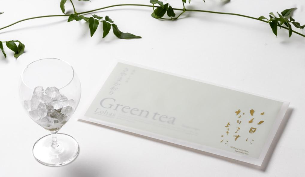 Japanese tea & Teaware ブランド「いい日になりますように」をリリース