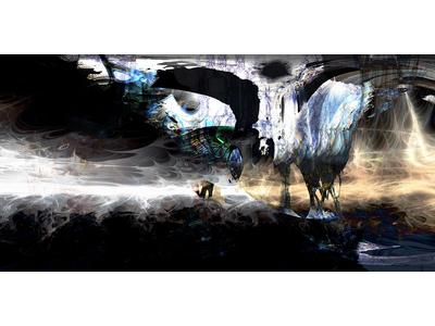 日本初!フィジカル&バーチャルNFTアート展CAJのメディアデーを開催!Japan's First Physical & Virtual Crypto Art Exhibition media day