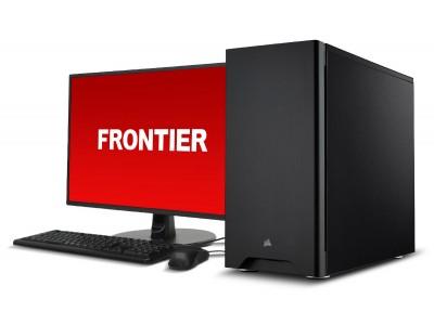 【FRONTIER】Corsair製275Rケースを採用したミドルタワー型PC≪GGシリーズ≫発売