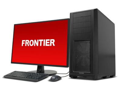 【FRONTIER】NVIDIA GeForce RTX 3090搭載ハイエンドデスクトップPC 3機種を発売
