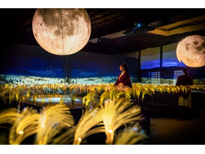2000人が行列!ネイキッドのFLOWERS BY NAKED、京都・二条城で好調スタート!