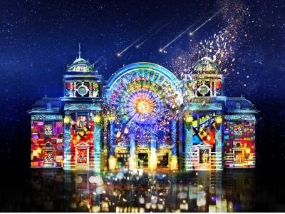 【OSAKA光のルネサンス】中央公会堂プロジェクションマッピング、再び