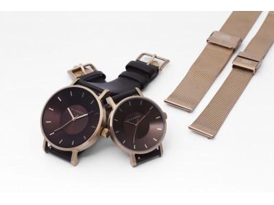 【KLASSE14】から、腕時計のセレクトショップTiCTAC別注モデルが登場!