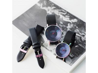 腕時計のセレクトショップ「TiCTAC」から、【KLASSE14】の別注モデルを発売!