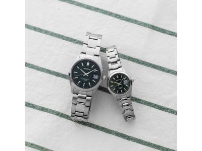 腕時計のセレクトショップ「TiCTAC」とセイコーウオッチの共同開発ブランド「KiRIE(キリエ)」から新作モデルを発売。