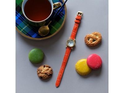 腕時計のセレクトショップ「TiCTAC」から、オリジナルブランド「SPICA」の新作「マカロン」シリーズを発売。