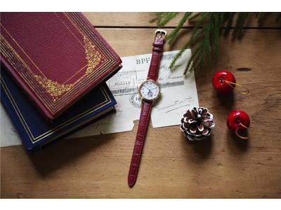 腕時計のセレクトショップ「TiCTAC」から、オリジナルブランド「SPICA」の新作「オープンハート」シリーズを発売。