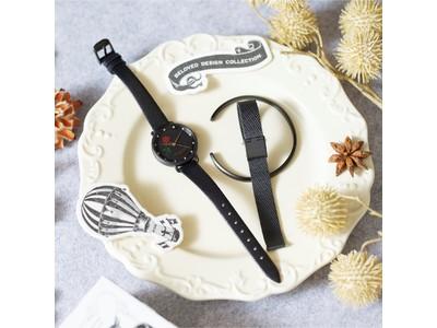 英国発「VICTORIA・HYDE LONDON」(ヴィクトリア・ハイド ロンドン)から、人気の腕時計に替えベルトとアクセサリーが付属する日本限定のギフトセットが登場!