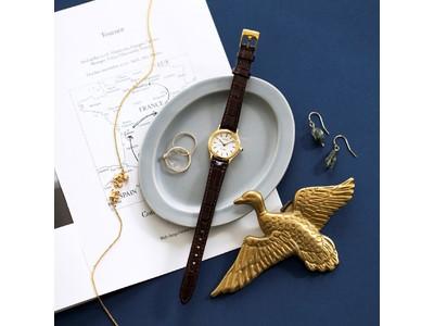【SEIKO×TiCTAC】COLLABORATION WATCH 新作女性用腕時計「Timelessシリーズ」発売!