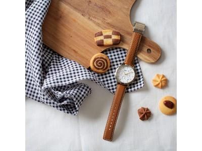 腕時計のセレクトショップ「TiCTAC」から、<アニエスベー>ウオッチの新作別注モデルが6月10日発売!チックタックオンラインストア先行予約受付中。