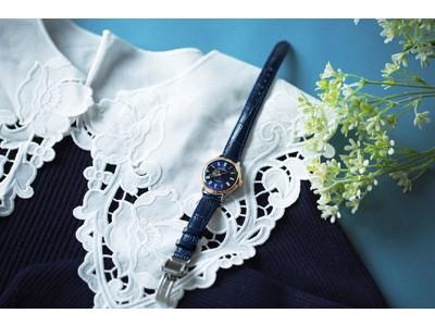 腕元に星空の輝きを。腕時計のセレクトショップ「TiCTAC」から初の<オリエントスター>別注レディースモデル発売!